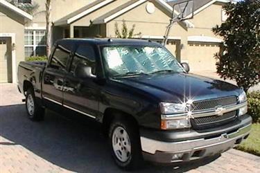 2005 Chevy Silverado LT 4DR en Los Angeles County