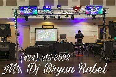 ×# SONIDO MR. BRYAN RABEL #× en Los Angeles County