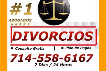 ♦█// DIVORCIOS #1 en Orange County