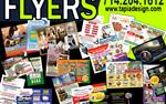 Especial de Flyers Imprenta en Orange County