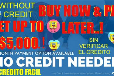 📣❗💥 ¡CREDIT LINE UP TO $5000 en Los Angeles