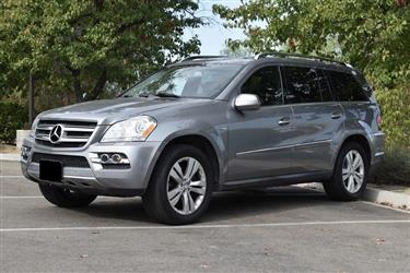 2010 Mercedes Benz GL350 Diese en Los Angeles