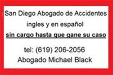 Accident Attorney Abogado en San Diego County