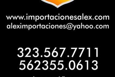 ALEX IMPORTACIONES 81 - 2012 en San Jose