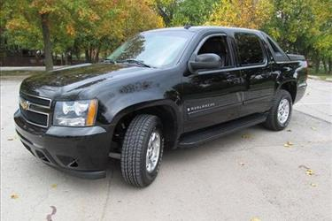 2008 Chevrolet Avalanche LT en Los Angeles County