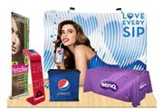 Tension Fabric Displays. The latest and greatest