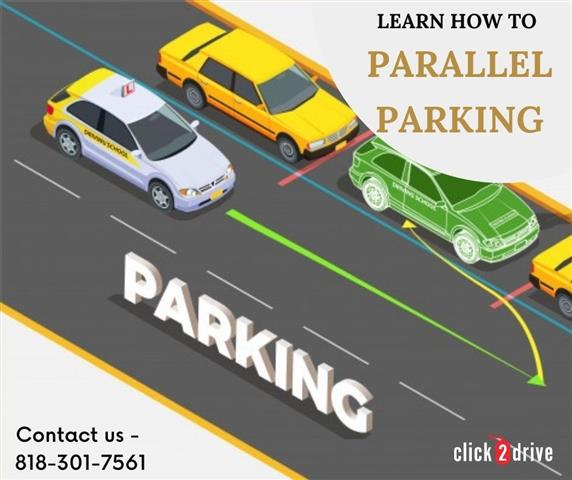 Learn Drive Parallel Parking image 1