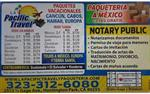 LA PACIFIC TRAVEL Y NOTARY en Los Angeles