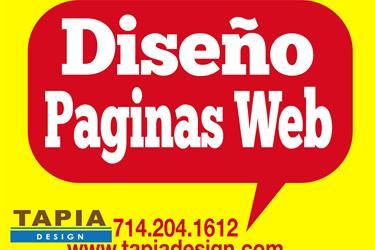 Paginas Web Baratas y Pro en Los Angeles