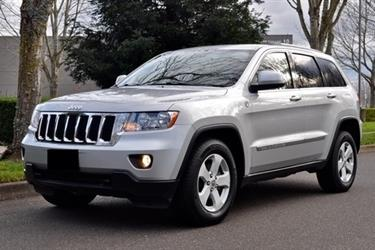 2013 Jeep Grand Cherokee Lader en Los Angeles