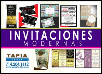 Invitaciones en Memphis image 2