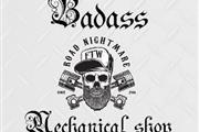 Badass Mechanical Shop