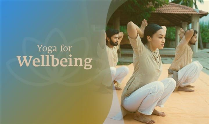 Yoga for Wellbeing - March 04 image 1