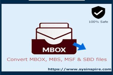 SysInspire MBOX Converter en Imperial County