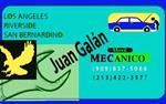 -- MECANICO A SU CASA -- en San Bernardino County