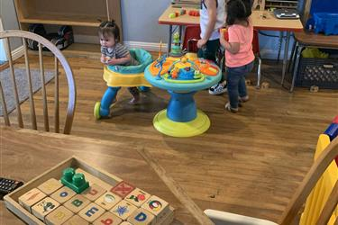 Child care worker opportunity en Los Angeles County