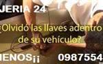 CERRAJERIA DEL AUTOMOVIL 24 HR en Guayaquil