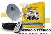 INSTALACION KIT DIRECTV HD SERVICIO INCLUYE: Ensa