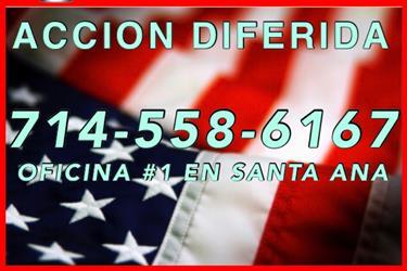 DACA / CONSULTA GRATIS en San Bernardino County