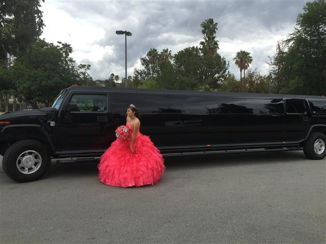 Limo baratas hummer partybus image 4