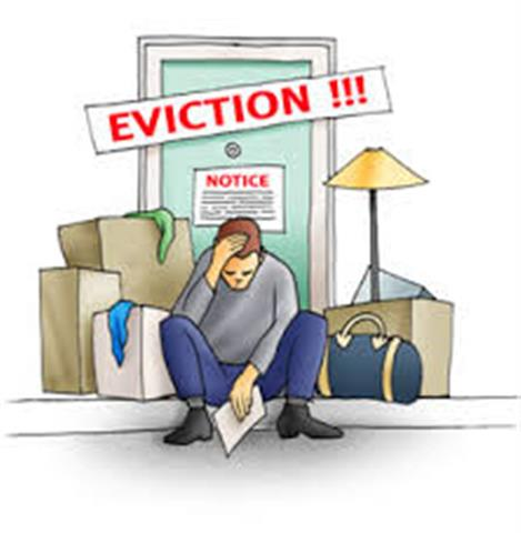 Stop Evictions image 1