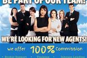 100% de Commission en Los Angeles County