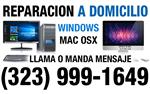 PC Y MAC REPAIR ECONOMICO en Los Angeles
