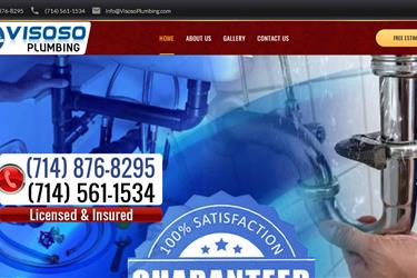 Visoso Plumbing en Orange County