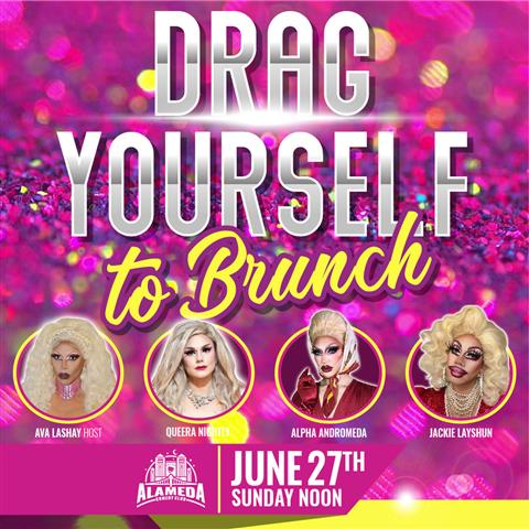 Drag Yourself to Brunch image 1