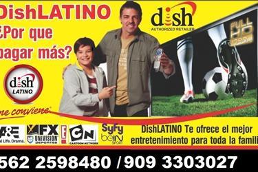 DISH, DIRECTV, SKY Y MAS... en Los Angeles County