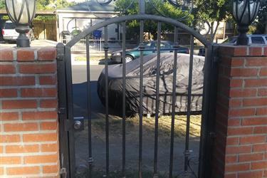 puertas y portones en Los Angeles County