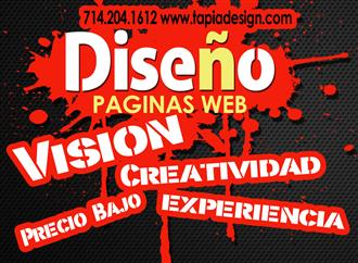 Disenador de Paginas Web image 1