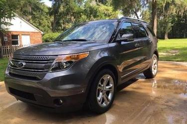 2014 Ford Explorer Limited 4D en Los Angeles County