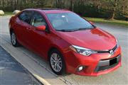 $7700 : 2015 Toyota Corolla LE PLus thumbnail