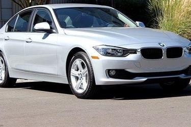 2015 BMW 328I SEDAN en Los Angeles