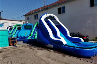 Water slide en Los Angeles