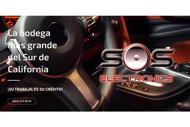 SOS ELECTRONICS en Los Angeles County