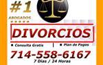 ✴ #1 EN DIVORCIOS ✴ en Los Angeles