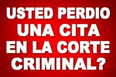 DEFENSA LEGAL CORTE CRIMINAL en Los Angeles County