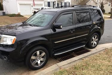2012 Honda Pilot 4WD Touring en Los Angeles County