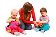 Se requiere trabajo con niños como Técnico del Co