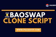Baoswap clone script is a ready-made decentralize