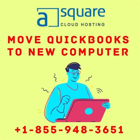 Move QuickBooks to a new PC image 1