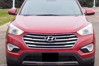 2015 Hyundai Santa Fe GLS SUV en Los Angeles