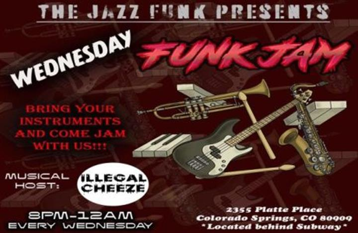 Jazz-Funk Connections FUNK JAM image 1