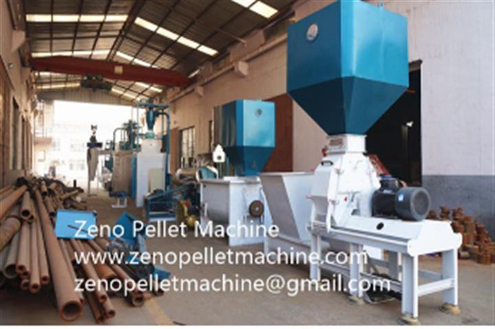 Zeno Pellet Machine image 1