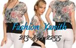 BLUSAS DE DAMA POR MAYOREO TX en Houston