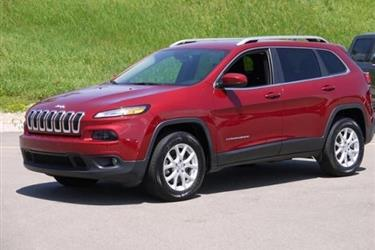 2015 JEEP CHEROKEE LATITUDE en Los Angeles