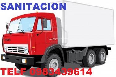 FUMIGACION DE TRASPORTE DE ALI en Quito
