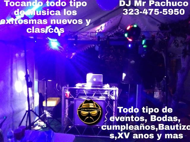 Dj Mr pachuco 5 horas image 1